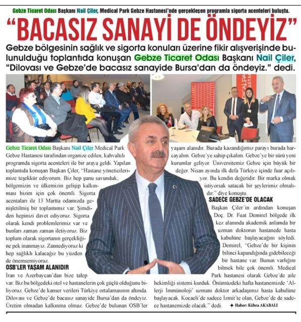 26.02.2018 HEDEF GAZETESİ